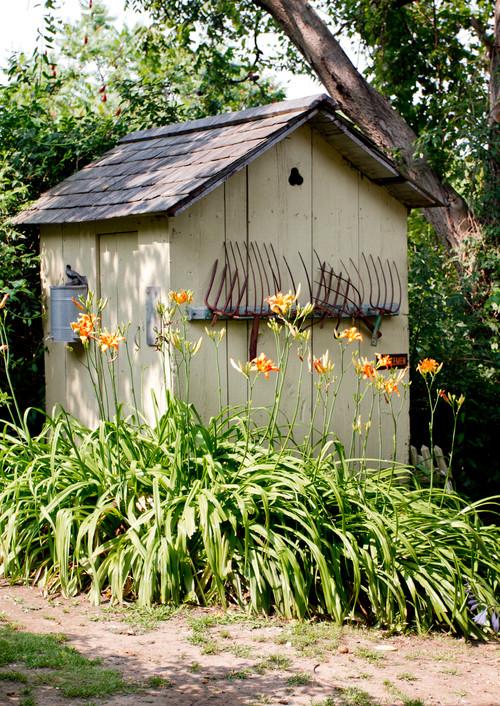 Garden Outbuilding