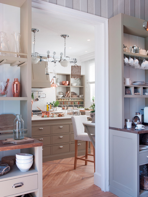 Most Beautiful Kitchen - European Style