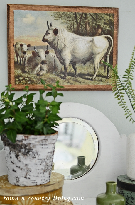 Free Cow Printable - DIY Farmhouse Wall Art