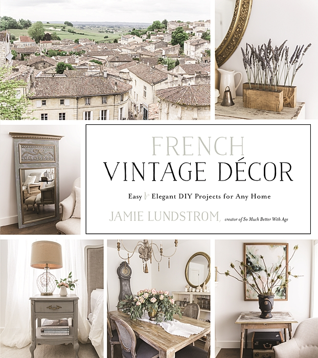 French Vintage Decor book cover