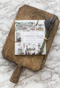 NEW French Vintage Decor Book: A Giveaway