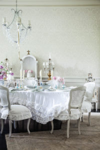13 Shabby Chic Dining Room Ideas