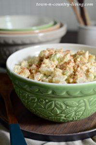 Best Ever Vintage Potato Salad Recipe