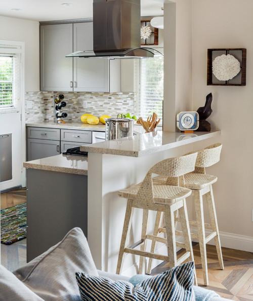 Kitchen Peninsula Photos: 9 Kitchen Peninsula Ideas To Enhance Your Cooking Space