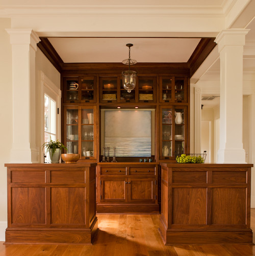 Country Style Butler's Pantry