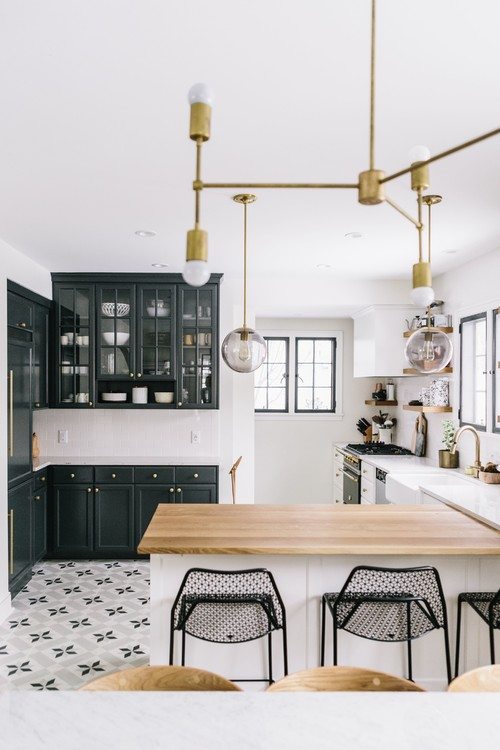 9 Kitchen Peninsula Ideas To Enhance Your Cooking Space Town