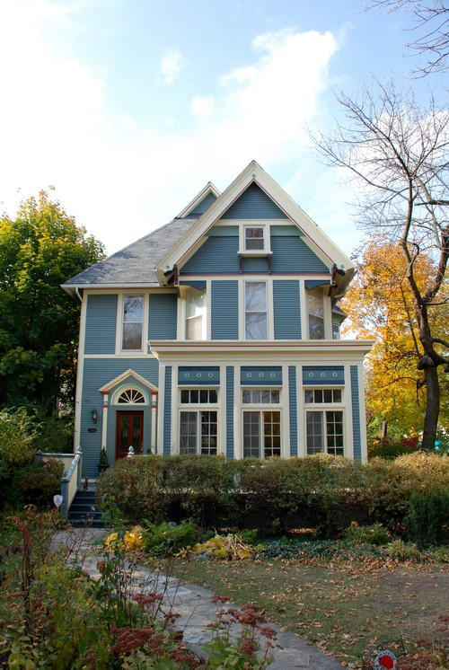 Victorian Houses And Details To Tickle Your Fancy Town Country Living
