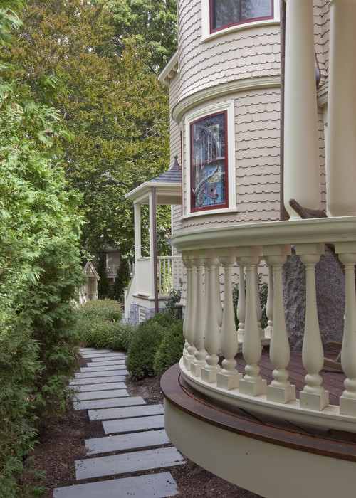 Amazing Trim and Details on Victorian Houses