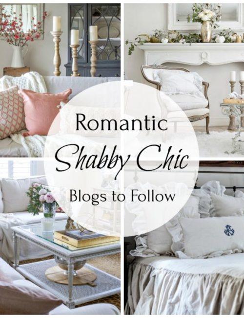 Romantic Shabby Chic Blogs