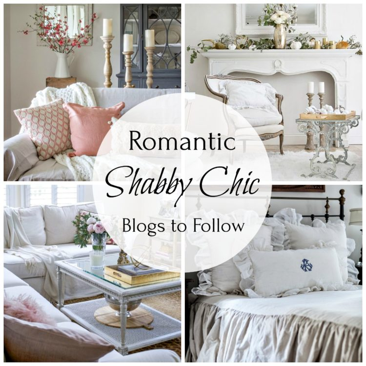 7 romantic shabby chic blogs to follow town country living. Black Bedroom Furniture Sets. Home Design Ideas
