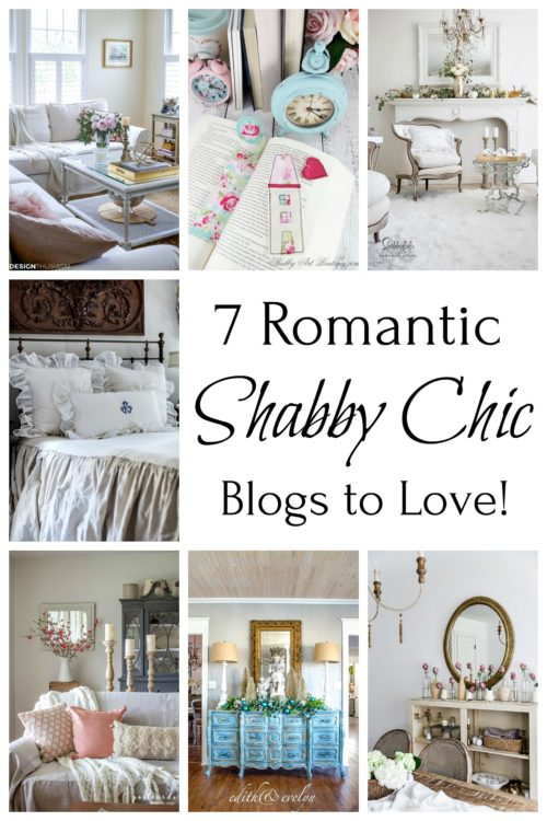 7 Romantic Shabby Chic Blogs to Follow