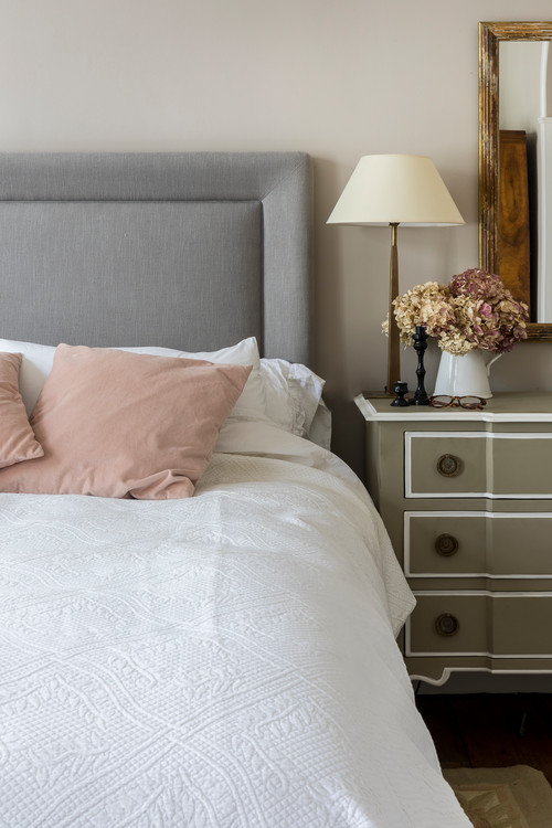 Country Neutral Bedroom