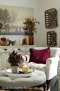 Country Style Fall Home Tour: 2018