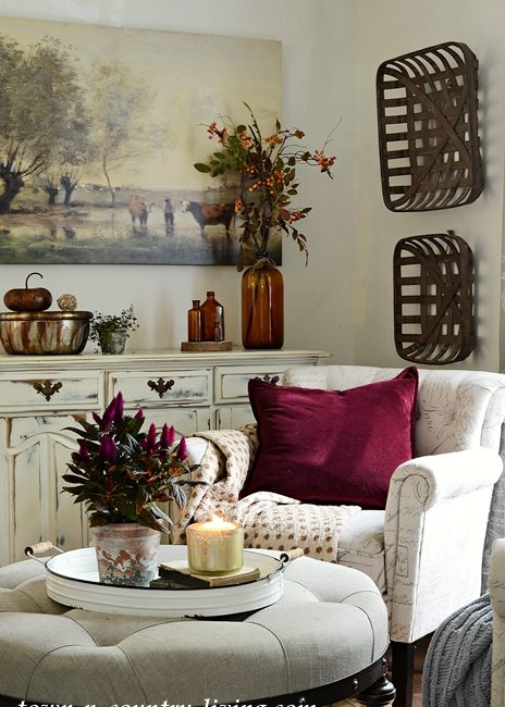 Country Style Fall Home Tour