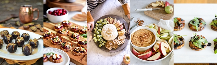 Fall Tastes of the Season - Appetizers
