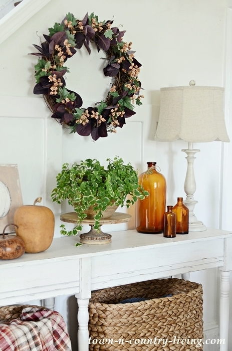 Fall Berries Grapevine Wreath You Can Make