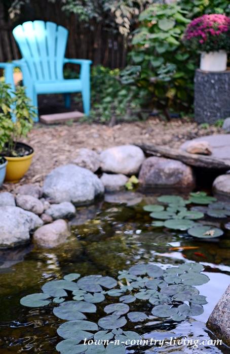 Aquascape Ecosystem Koi Pond
