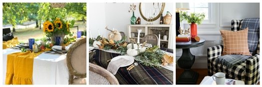 Seasonal Simplicity Fall Home Tour Series - 2018