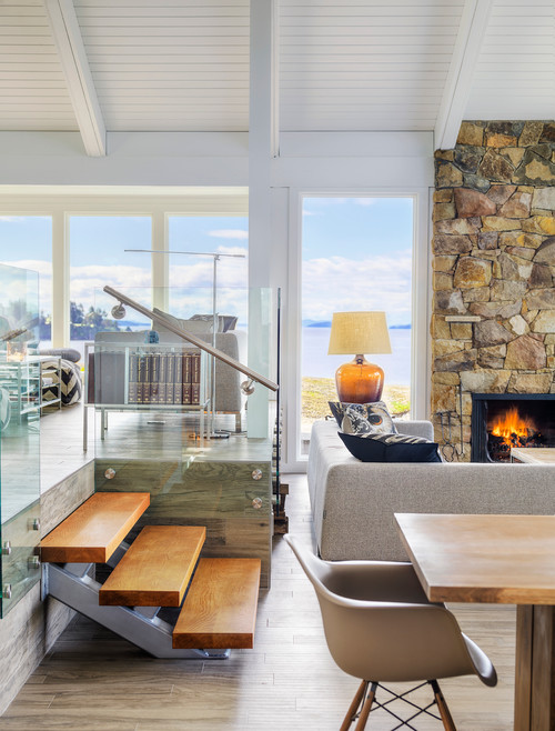 Mid Century Modern Island Retreat