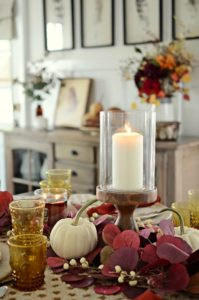 Thanksgiving Table Ideas: Styled + Set