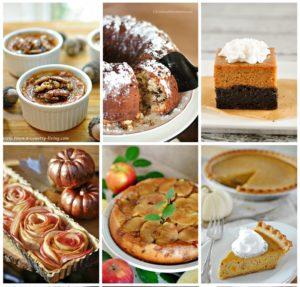 25 Must-Make Fall Desserts!