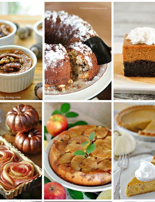25 Must-Make Fall Desserts