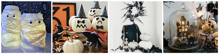 Halloween DIY and Crafts - Seasonal Simplicity