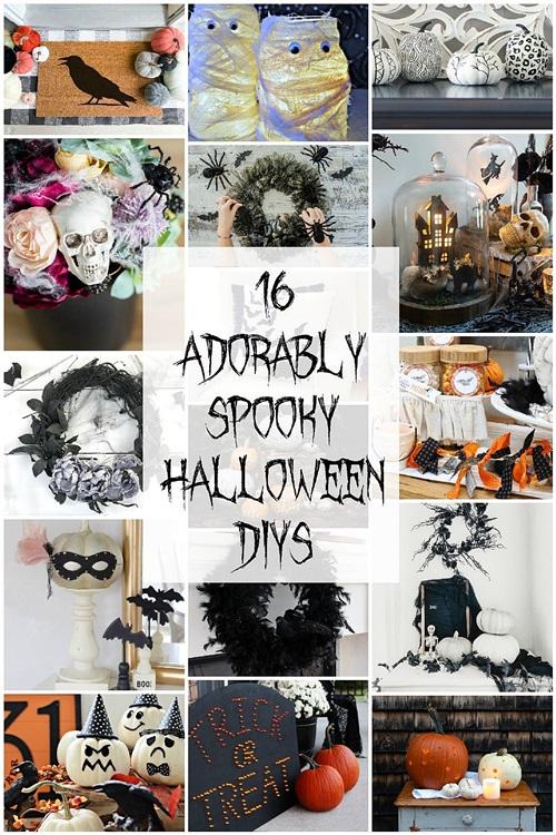 16 Halloween Crafts