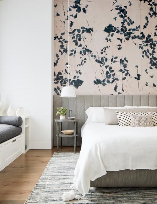 Earthy Bedroom in Neutral Tones