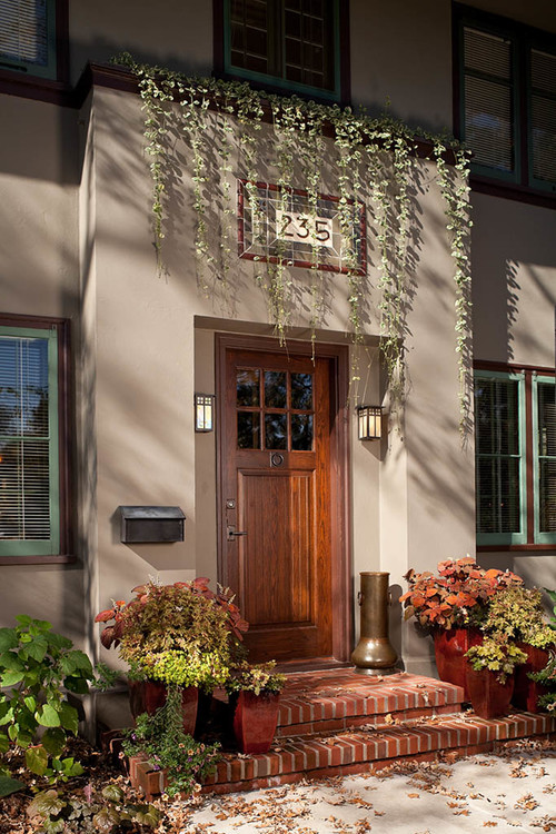 Craftsman Home Front Door