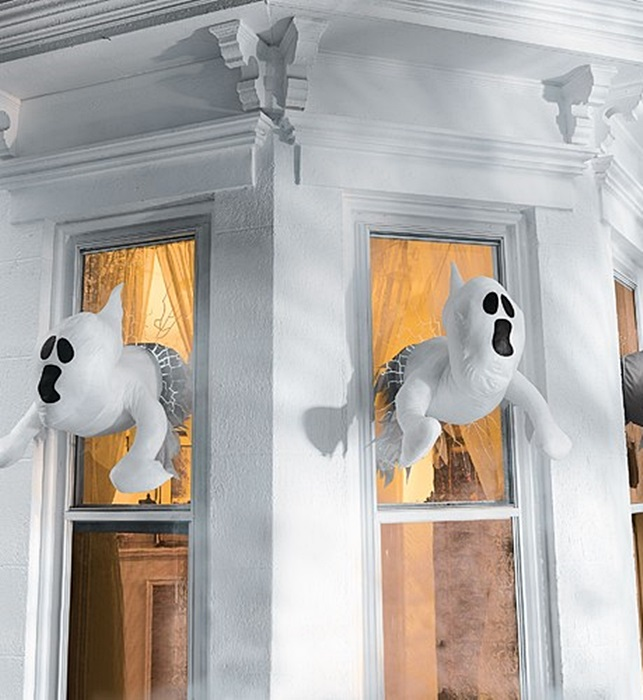 Ghosts in the Window