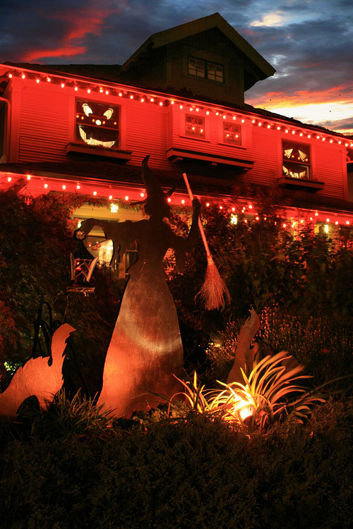 Outdoor Halloween Decorations