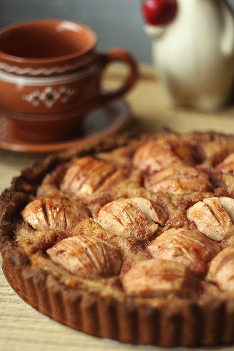 Fall Apple Tart