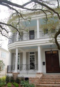 Two-Story Porch for Ultimate Curb Appeal