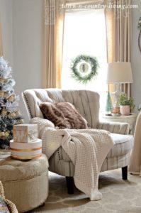 Embrace Winter with Faux Fur Decor