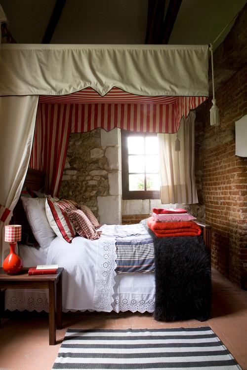 Old World European Style Bedroom
