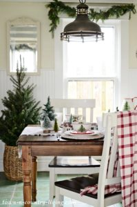 Holiday Home Tour 2018: Christmas Kitchen