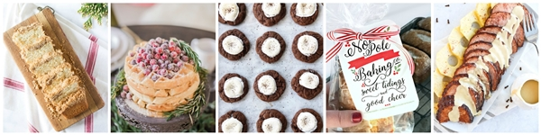 Seasonal Simplicity Christmas Recipes