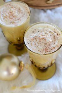 Homemade Eggnog for the Holidays