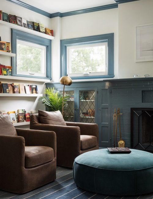Cozy Blue Den in Horseshoe Beach House