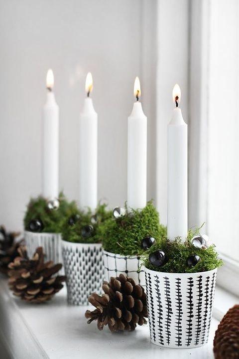 Candles Vignette