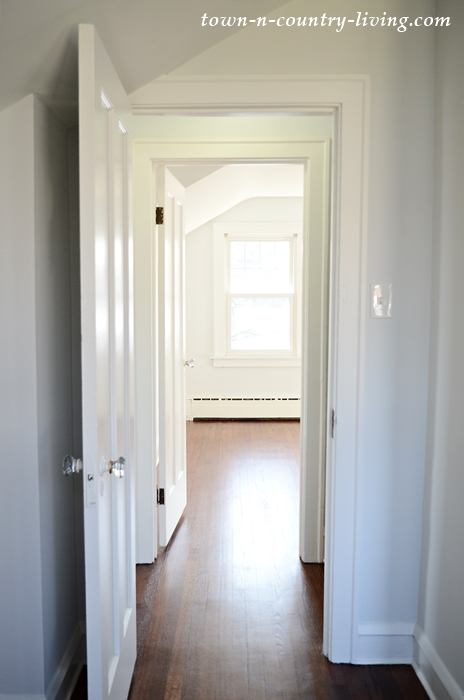 Bedroom Doorways