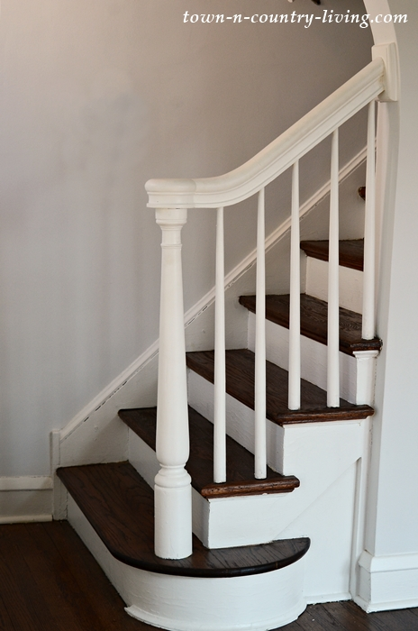 Staircase in Charming Older Home