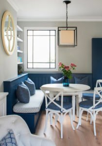 Bright and Cheery Breakfast Nook Ideas