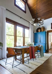 Eclectic Southwestern Style in Houston Home