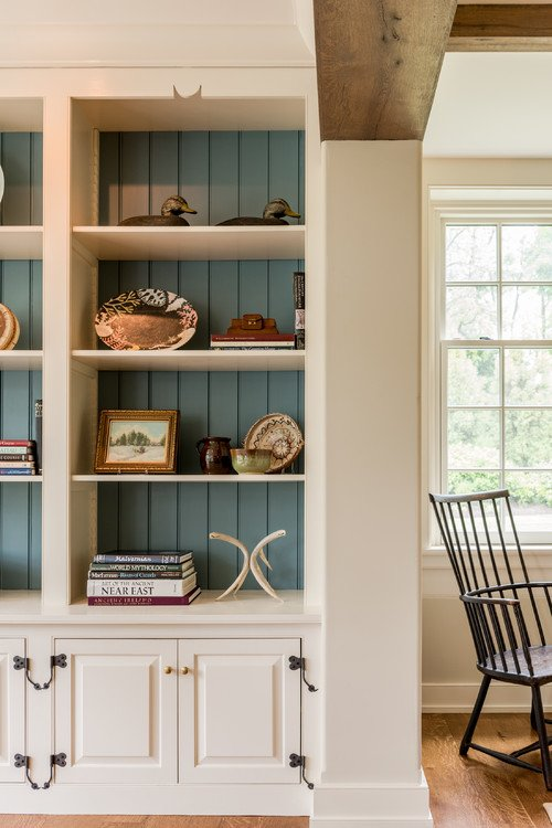 Built-in Cabinet Ideas - Bookcases and Storage