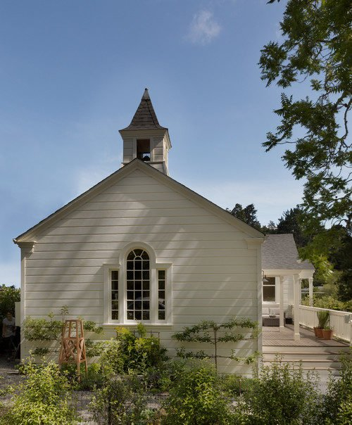 Renovated Church Becomes Quaint Home