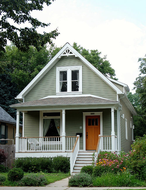 Starter Home with Full Front Porch