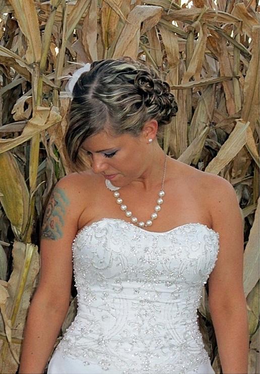 Bridget's Country Wedding