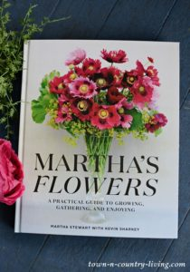 Martha's Flowers: Book Giveaway